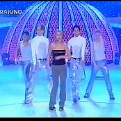 Britney Spears Medley & Interview Rai Uno HD Video