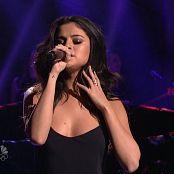 Selena Gomez 2016 01 23 Selena Gomez Saturday Night Live Video 250320 ts