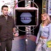 Britney Spears MTV TRL 1999 MTV Fanatic HD Video