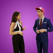 Selena Gomez 2015 06 22 Selena Gomez Interview From a Hat Artist Challenge Video 250320 mp4