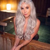 Meg Turney Winter Goddess Onsen Picture Set