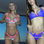 Goddess Lindsey We Want a Threesome Video 270420 mp4