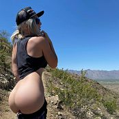 Jessica Nigri OnlyFans Hike Picture Set