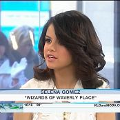 Selena Gomez Naturally & Interview 2010 HD Video