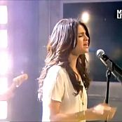 Selena Gomez 2010 04 15 The Way I Loved You MTV Live Sessions Video 250320 mp4