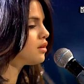Selena Gomez The Way I Loved You Live MTV 2010 HD Video