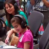 Selena Gomez 2011 07 18 Selena Gomez Sings with Hospital Patient Julia Interview On Air With Ryan Seacrest Video 250320 mp4