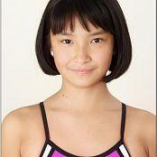 TeenModelingTV Amalia Pink Swim Picture Set