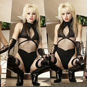 XXXCollections Wallpapers Pack Part 47 Lexi Belle Weirdo Goth Look 4K UHD Wallpaper