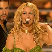 Britney Spears Slave 4 U Live NRJ Music Awards 2002 AI Enhanced HD Video