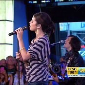 Selena Gomez 2010 09 23 Interview Round And Round Good Morning America 720p Video 250320 mpg