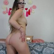 Sherri Chanel Strappy black Teddy With Skirt Part 2 Elite Camshow Video 080520 mp4