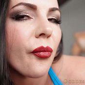 Alexandra Snow Caramel Candy Tease HD Video
