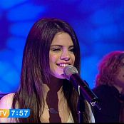 Selena Gomez Naturally Live GMTV HD Video