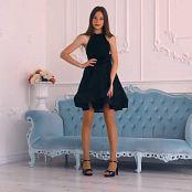 Brima Bella Black Dress Video 150520 avi
