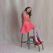 Brima Stella and Momo Pink Dress Video 150520 mp4