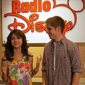 Selena Gomez 2012 03 02 Selena Gomez Radio Disney DJ Disney Playlist Video 250320 mp4
