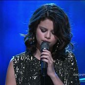 Selena Gomez A year Without Rain Live regis & Kelly 2010 HD Video