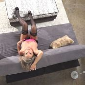 Nikki Sims Couch Rub Uncut HD Video