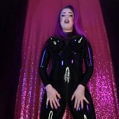 Latexbarbie Shine Me Up & Ruin It HD Video