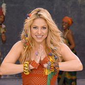 Shakira Waka Waka ProRes Music Video