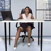 Jeny Smith Got A Job In A Naked Office HD Video
