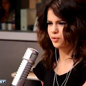 Selena Gomez Who Says World Premier Interview 2011 Video