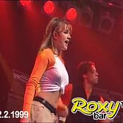 Britney Spears Baby One More Time Live Roxy Bar Video 080620 mp4