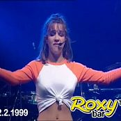 Britney Spears Baby Sometimes Roxy Bar Video 080620 mp4