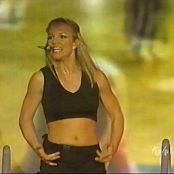 Britney Spears Summer Music Mania 1999 HD Video