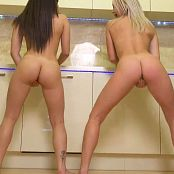 TeenMarvel Caroline and Daniela Bananas HD Video 110620 mp4