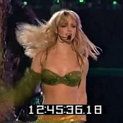 Britney Spears Im a Slave 4 U DWAD LV Rehearsal 482P Video 090620 mp4