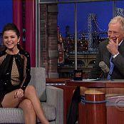 Selena Gomez 2013 03 18 Selena Gomez Late Show With David Letterman 1080i HDTV DD5 1 MPEG2 TrollHD Video 250320 ts
