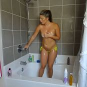 Sherri Chanel Yellow Thong Part 4 Shower Show Camshow HD Video 140620 mp4