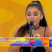 Ariana Grande Be Alright Live on Good Morning America 05 20 2016 720p Video 140620 ts