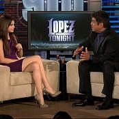 Selena Gomez 2010 11 16 Lopez Tonight 1080i Video 250320 ts