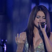 Selena Gomez Lopez Tonight 2010 HD Video