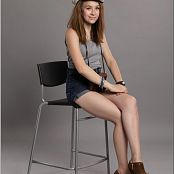 TeenModelingTV Madison Sailor Hat 053