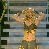 Britney Spears Oops I Did It Again Tour Live London AI Enhanced HD Video