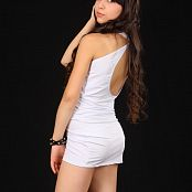 Silver Moon Megi White Dress Set 001 008