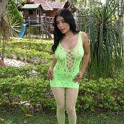 Pamela Martinez Green Bodystocking TCG 4K UHD Video 014 160720 mp4