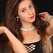 Silver Moon Natalie Black Dress Picture Set 001