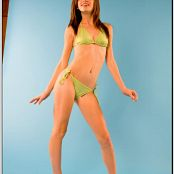 TeenModelingTV Chloe Green Bikini 002