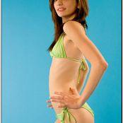 TeenModelingTV Chloe Green Bikini 077