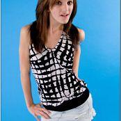TeenModelingTV Chloe Jean Skirt 008