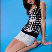 TeenModelingTV Chloe Jean Skirt 011
