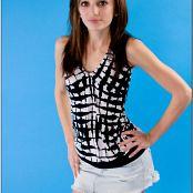 TeenModelingTV Chloe Jean Skirt 104