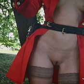 Jeny Smith The red dress and skin color stockings 1080p Video 200720 mp4