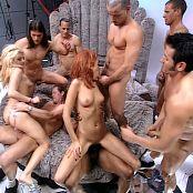 Kinky and Flick Shagwell Gangbang Girl 33 AI Enhanced TCRips Video 220720 mkv