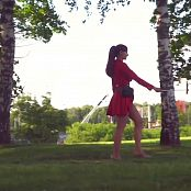 Jeny Smith When I got outdoors for the second time after the lockdown Video 230720 mp4
